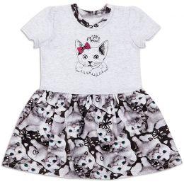 Платье для девочки Киса