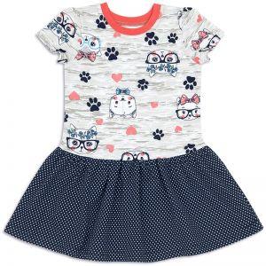 Платье для девочки Котя