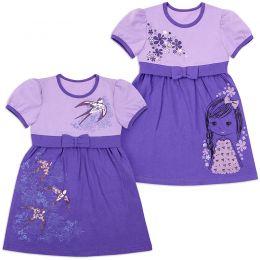 Платье для девочки Ласточка