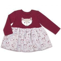 Платье для девочки Лиса