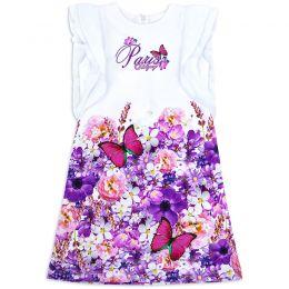 Платье для девочки Париж