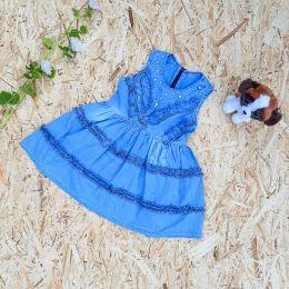 Платье для девочки Pastes