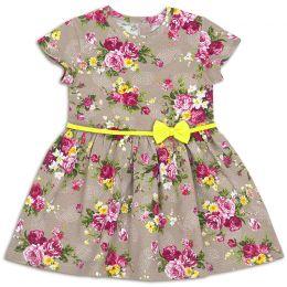 Платье для девочки Пион