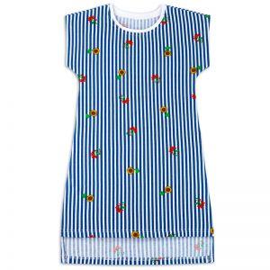 Платье для девочки Подсолнухи