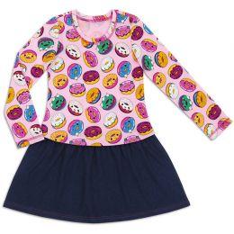 Платье для девочки Пончик