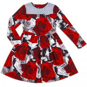 Платье для девочки Розы №4