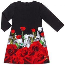 Платье для девочки Розы №5