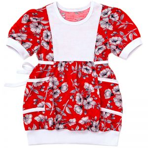 Платье для девочки Сакура