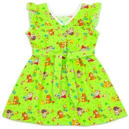 Платье для девочки Ситец
