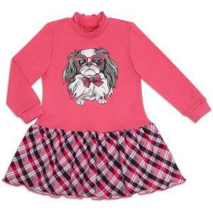 Платье для девочки Собачка