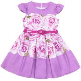 Платье для девочки Стиль №1