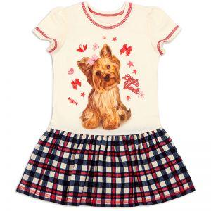 Платье для девочки Тотоша
