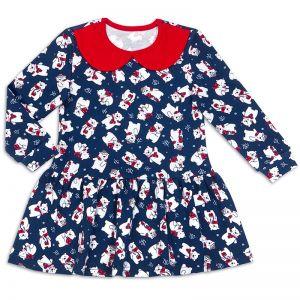 Платье для девочки Умка