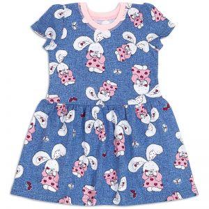 Платье для девочки Зайка