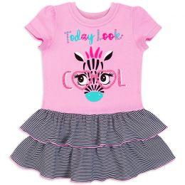 Платье для девочки Зебра
