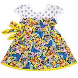 Платье для девочки бязь №2