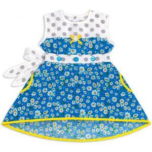 Платье для девочки бязь №3