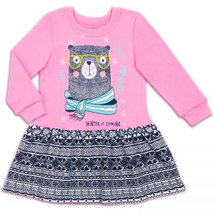Платье для девочки winter