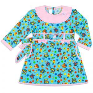 Платье фланелевое №3