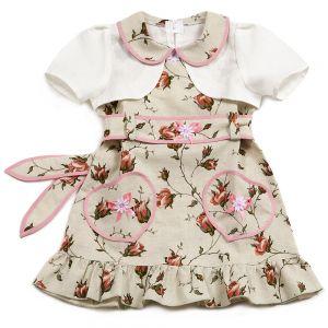 Платье льняное №3