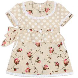 Платье льняное №5