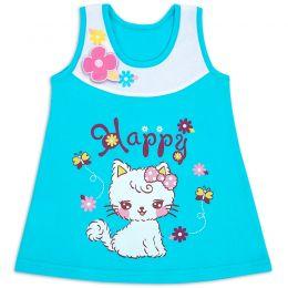 Платье ясельное Котёнок