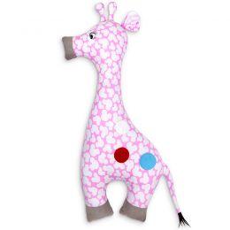 Подушка декоративная для беременных Жираф