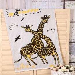 Полотенце Жирафы №2