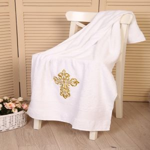 Полотенце для крещения №1