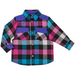 Рубашка для мальчика Фуле