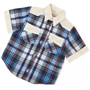 Рубашка короткий рукав №2