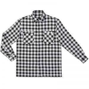 Рубашка мужская длинный рукав Фуле №1