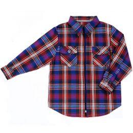 Рубашка на молнии №1