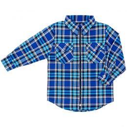 Рубашка на молнии №2