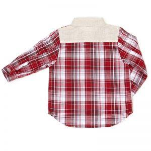 Рубашка на молнии №3