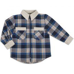 Рубашка на молнии №4