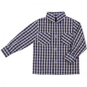 Рубашка на пуговицах №1