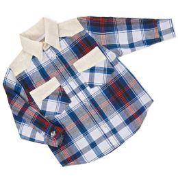 Рубашка на пуговицах №4