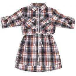 Рубашка-туника для девочки