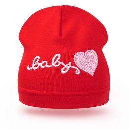 Шапка ясельная для девочки Baby
