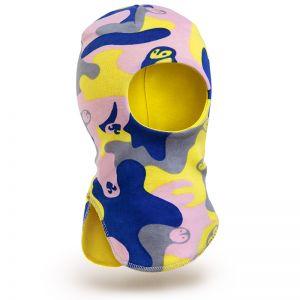 Шапка-шлем для мальчика трикотаж №2