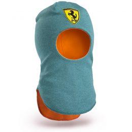 Шапка-шлем для мальчика трикотаж №5
