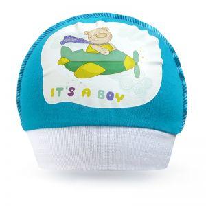 Шапочка для новорожденного Boy №2