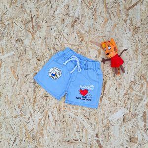 Шорты джинсовые для девочки Heart