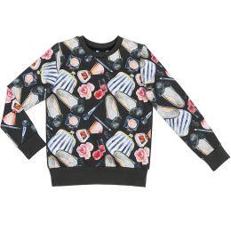 Свитшот для девочки Модница