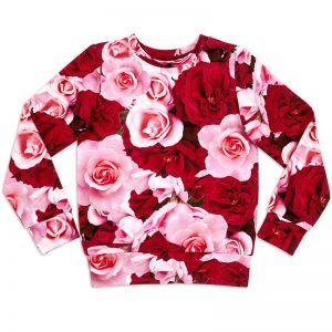 Свитшот для девочки Розы