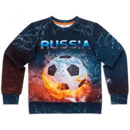 Свитшот для мальчика Футбол