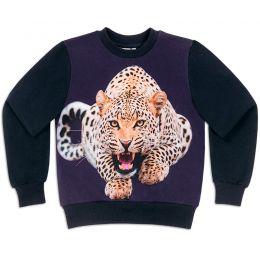 Свитшот для мальчика Леопард